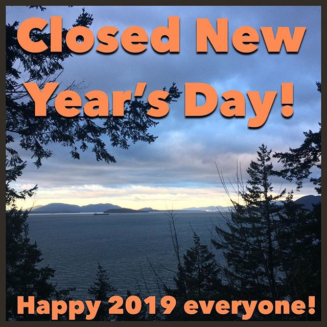 Huge thank you to all of our awesome customers, friends, clients and family for making 2018 a truly wonderful year!  Here is to a fabulous 2019! We will be back open tomorrow 1/2/19 11am-6pm.  Happy 2019 everyone!! #triumphtattoo #theoriginaltriumphtattoo #skagitvalley #skagit #skagitcounty #burlingtonwa #pnw #tattoos