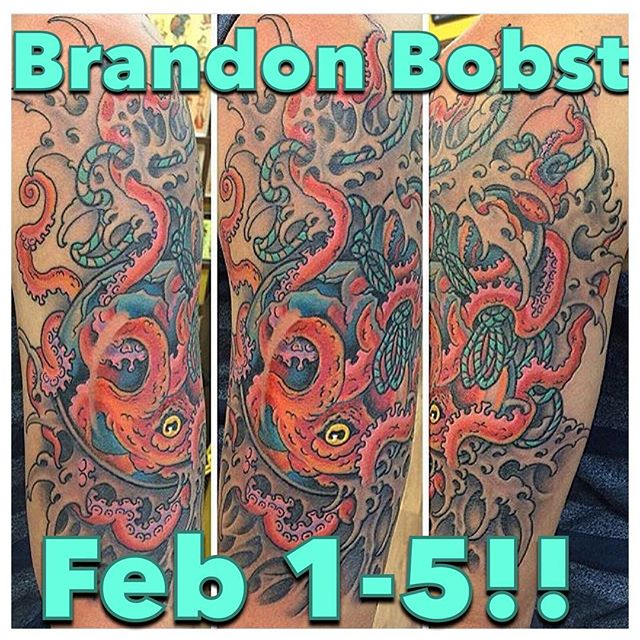 Brandon Bobst @brandonbobst will be back with us February 1-5!! To snag a spot contact us #360.755.1391 Email: triumphtattoo6@gmail.com or stop by! We are Open 7 Days a Week. #skagitvalley #triumphtattoo #theoriginaltriumphtattoo #nosurrender #pnw #tattoo #tattoos #tattoolife #oakharbor #whidbeyisland #sedro #sedrowoolley #burlingtonwa #vancouverbc