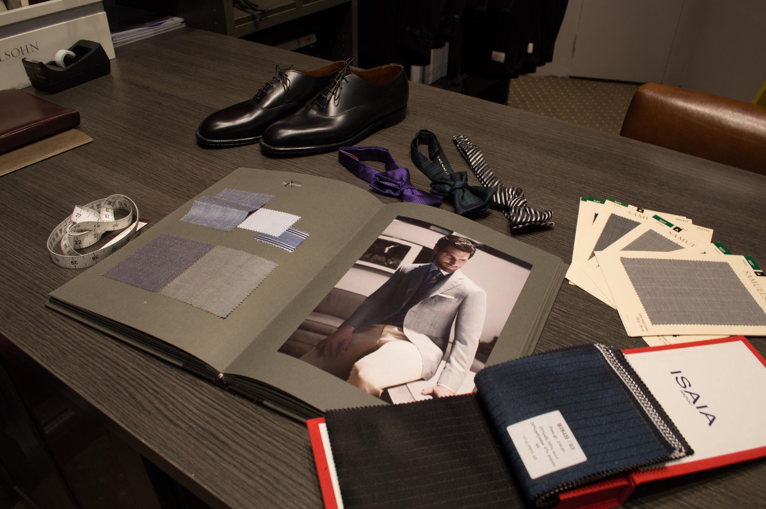 Personalized Lookbook Service for Men Boston, MA