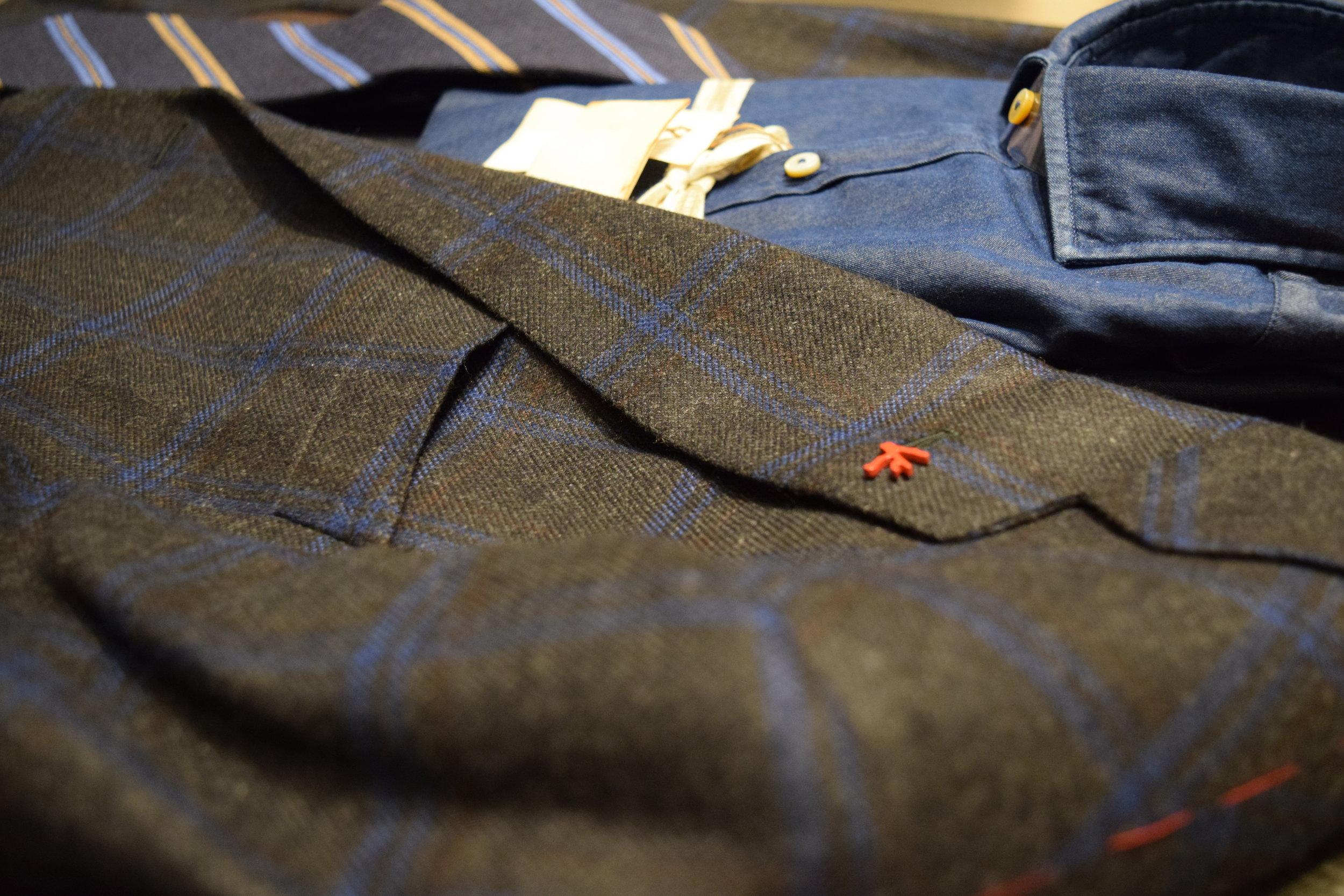 Wardrobe Consultation for Men in Newton Centre, MA
