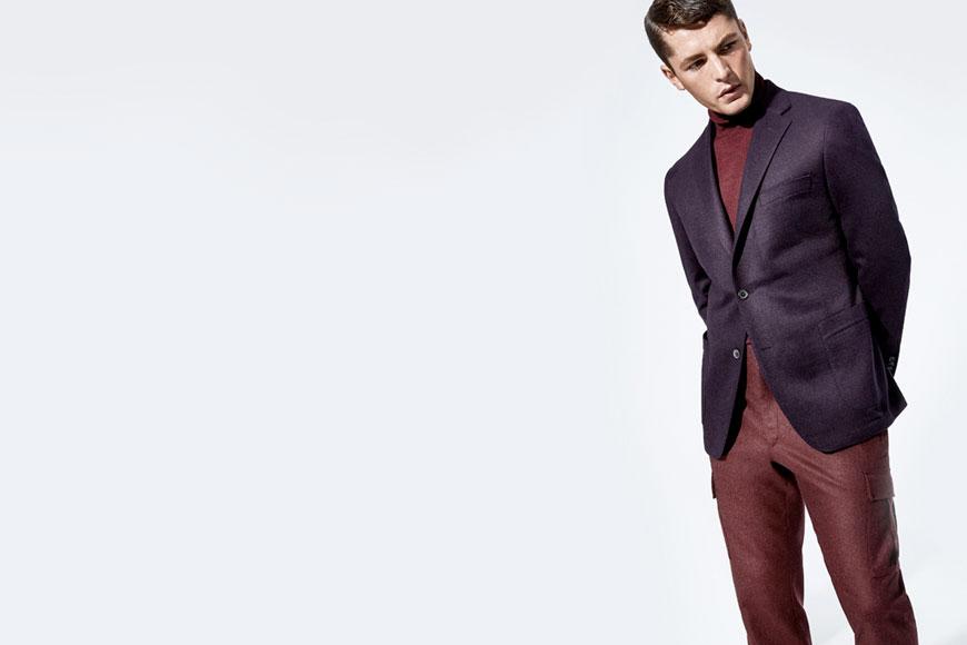 Wardrobe Consulting for Men in Boston
