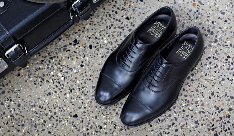 Men's dress shoes Boston and Newton Centre