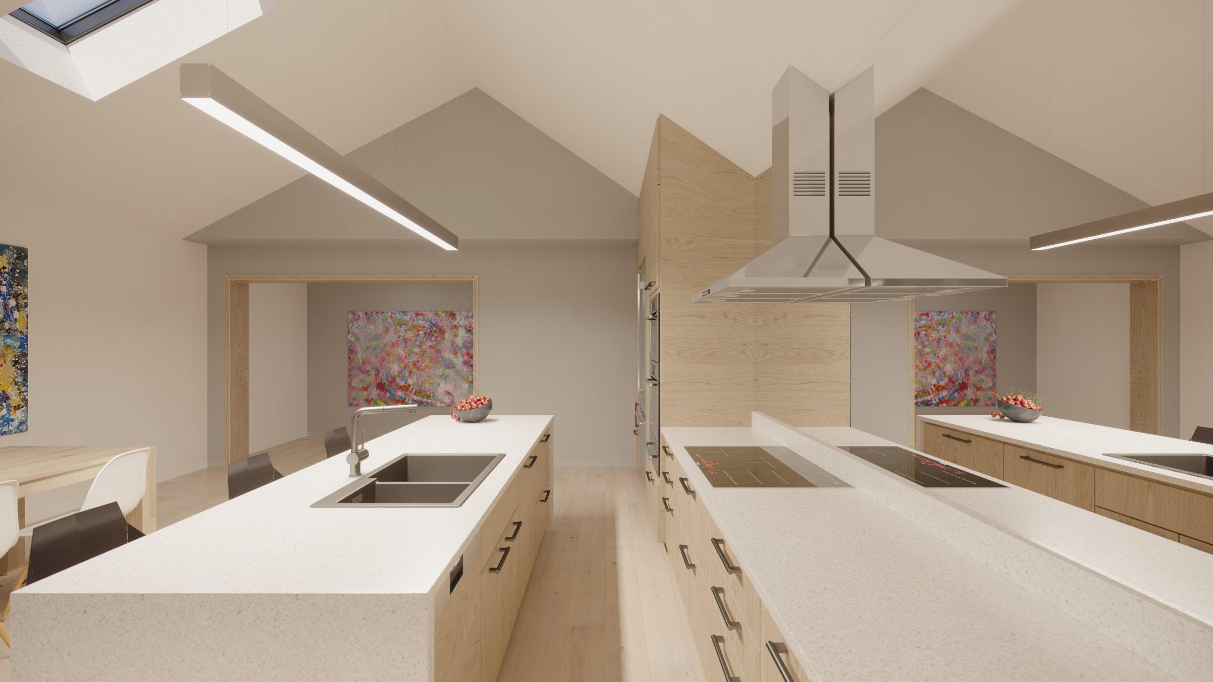 Render, Interior 4
