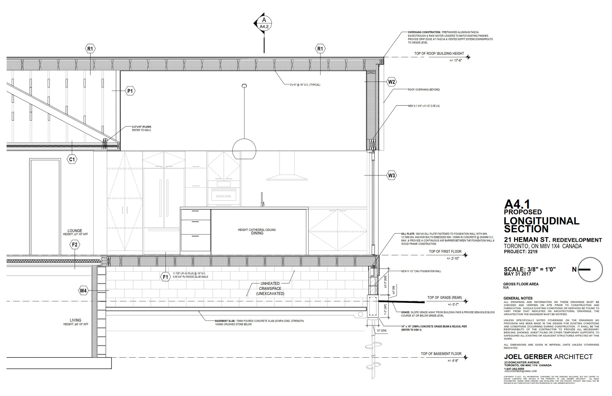 Drawing, Section 2