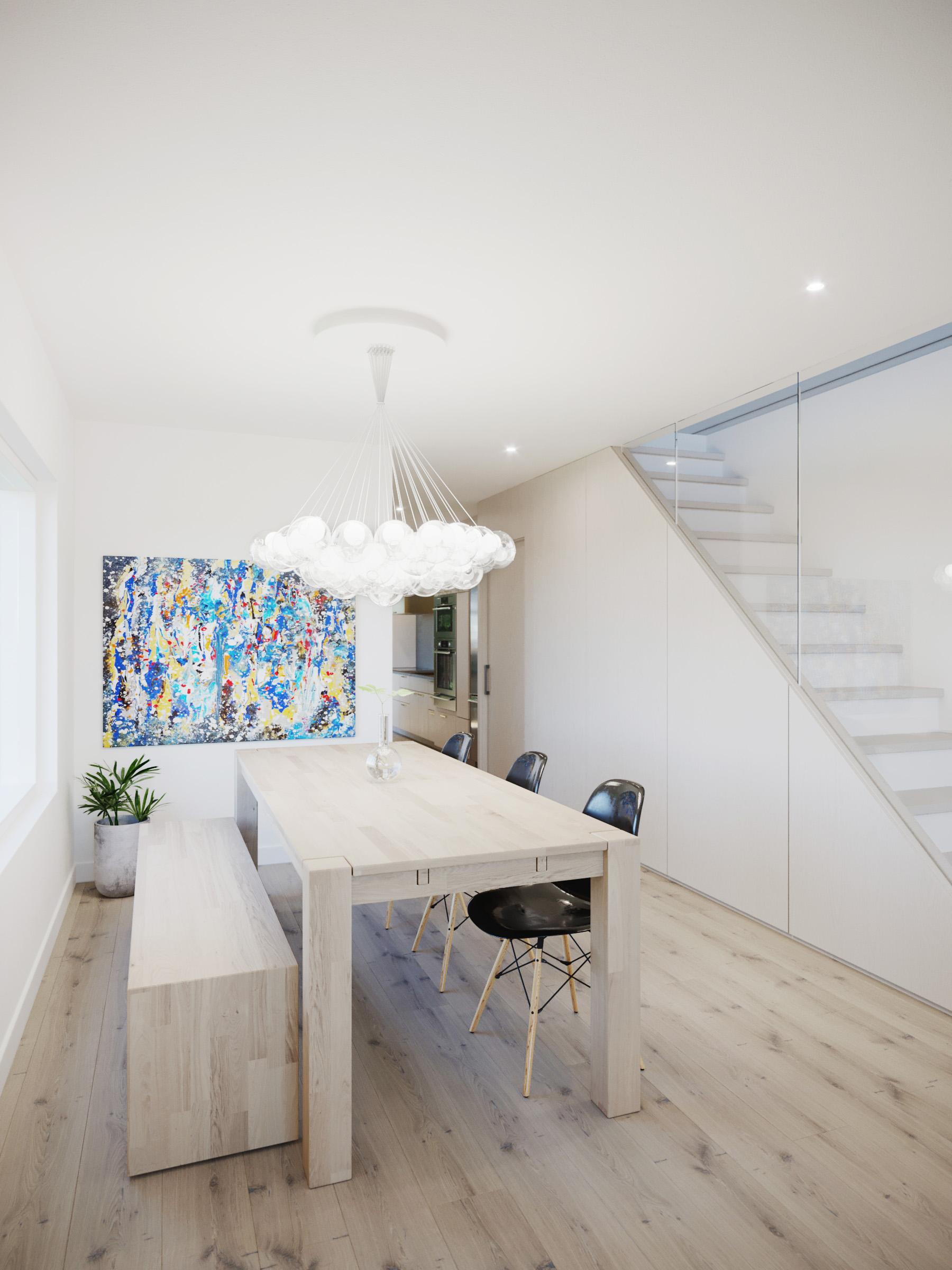 Rendering, Interior 1