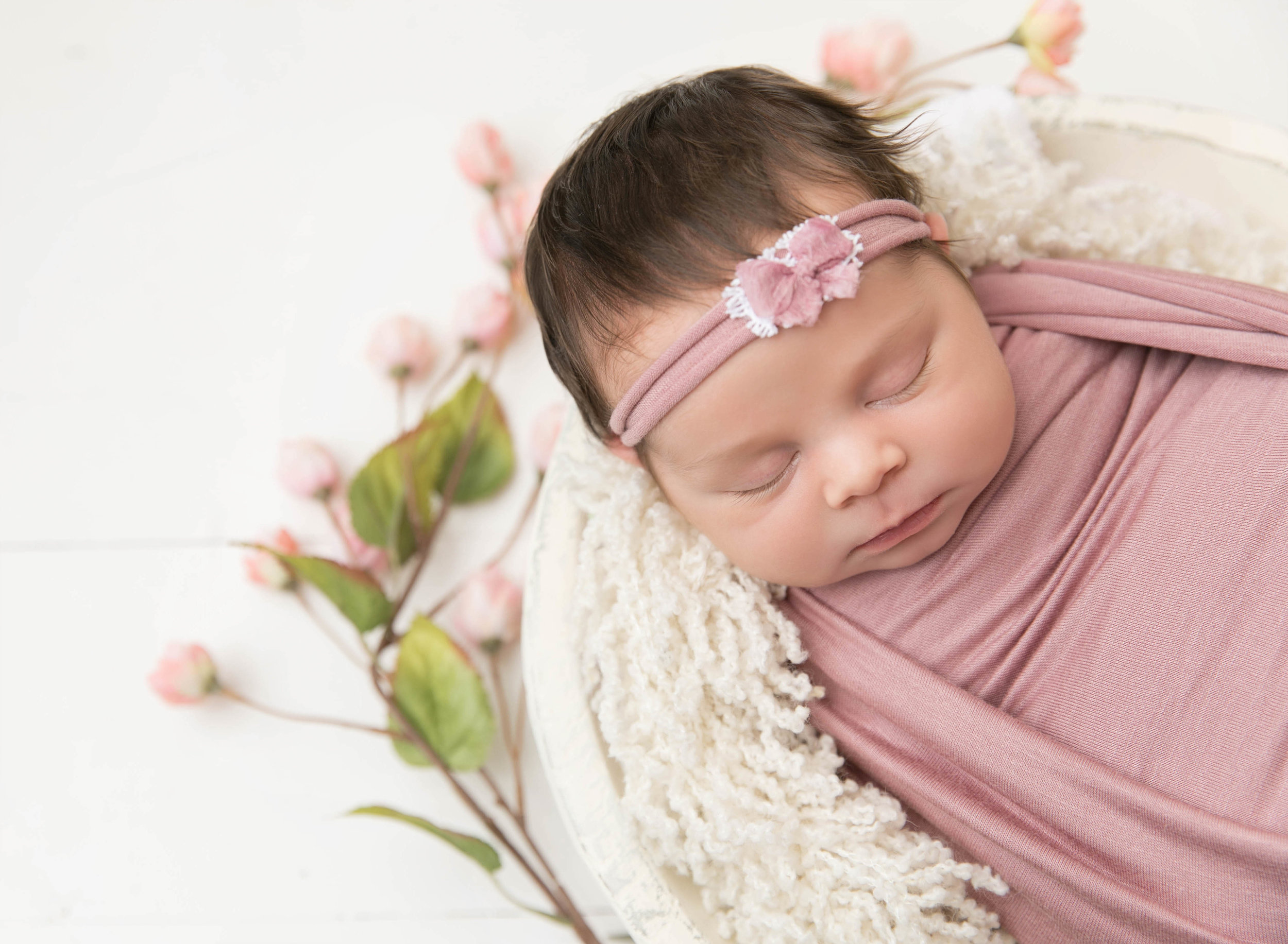 Newborn Photographer Morgan Bress