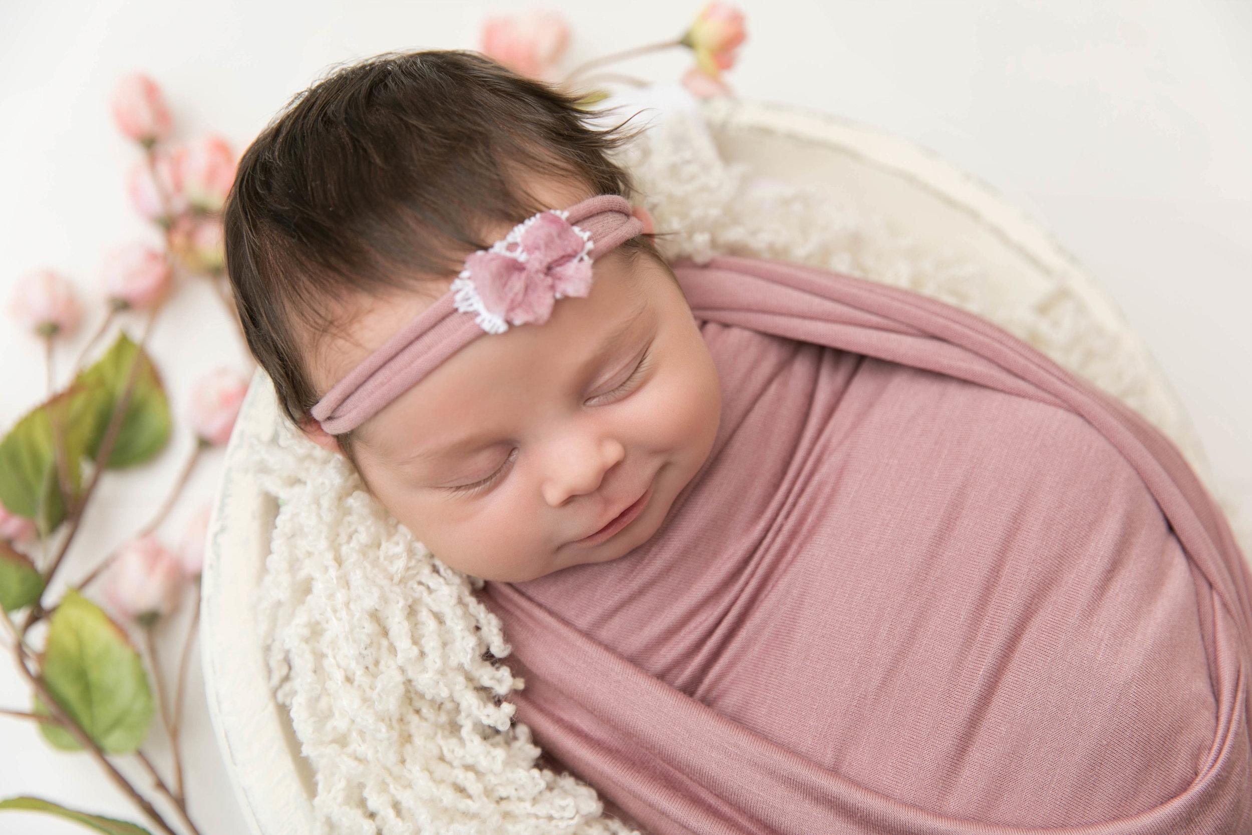 Newborn Session | Morgan Bress Photography