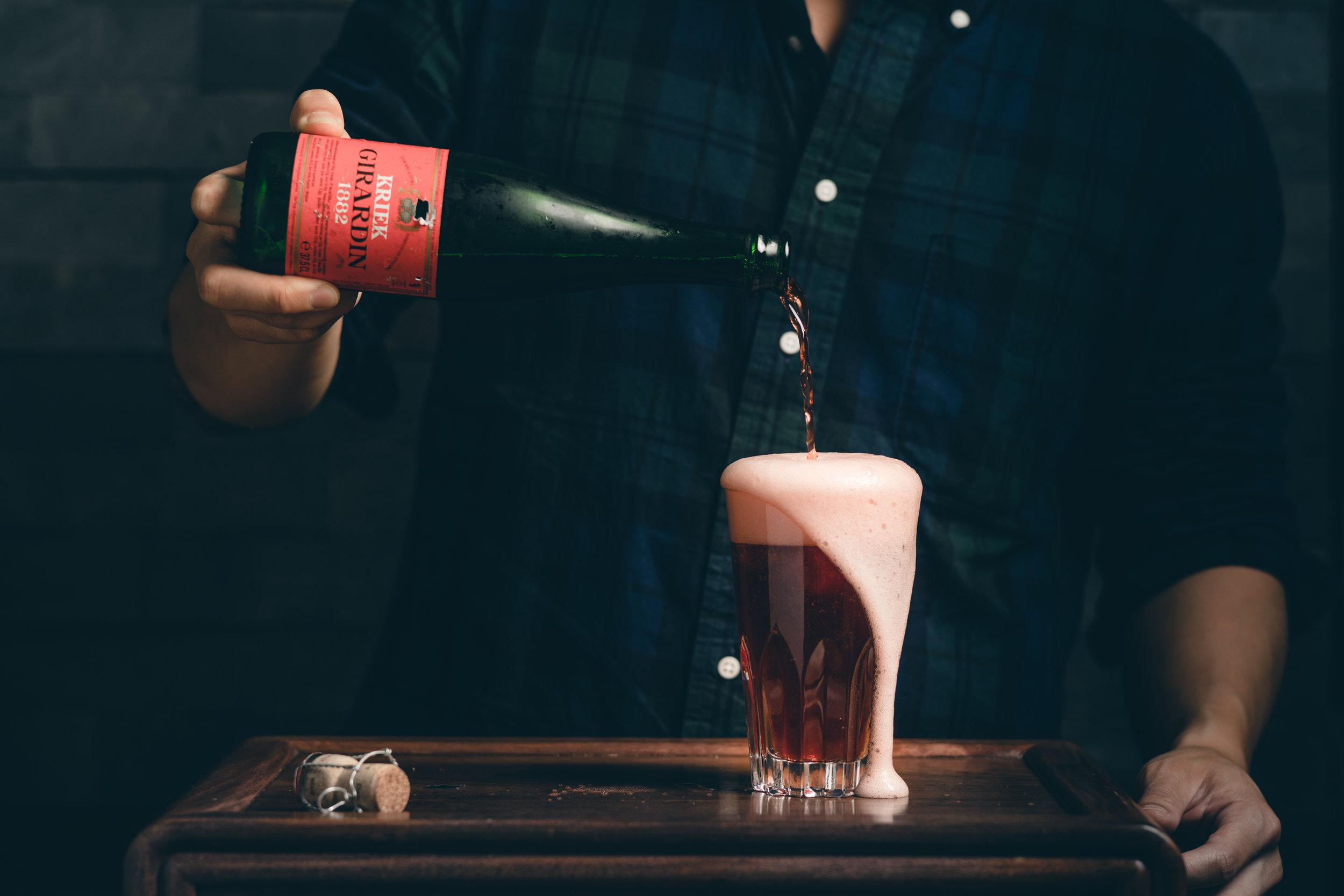 belgian craft beer bar hong kong blue supreme