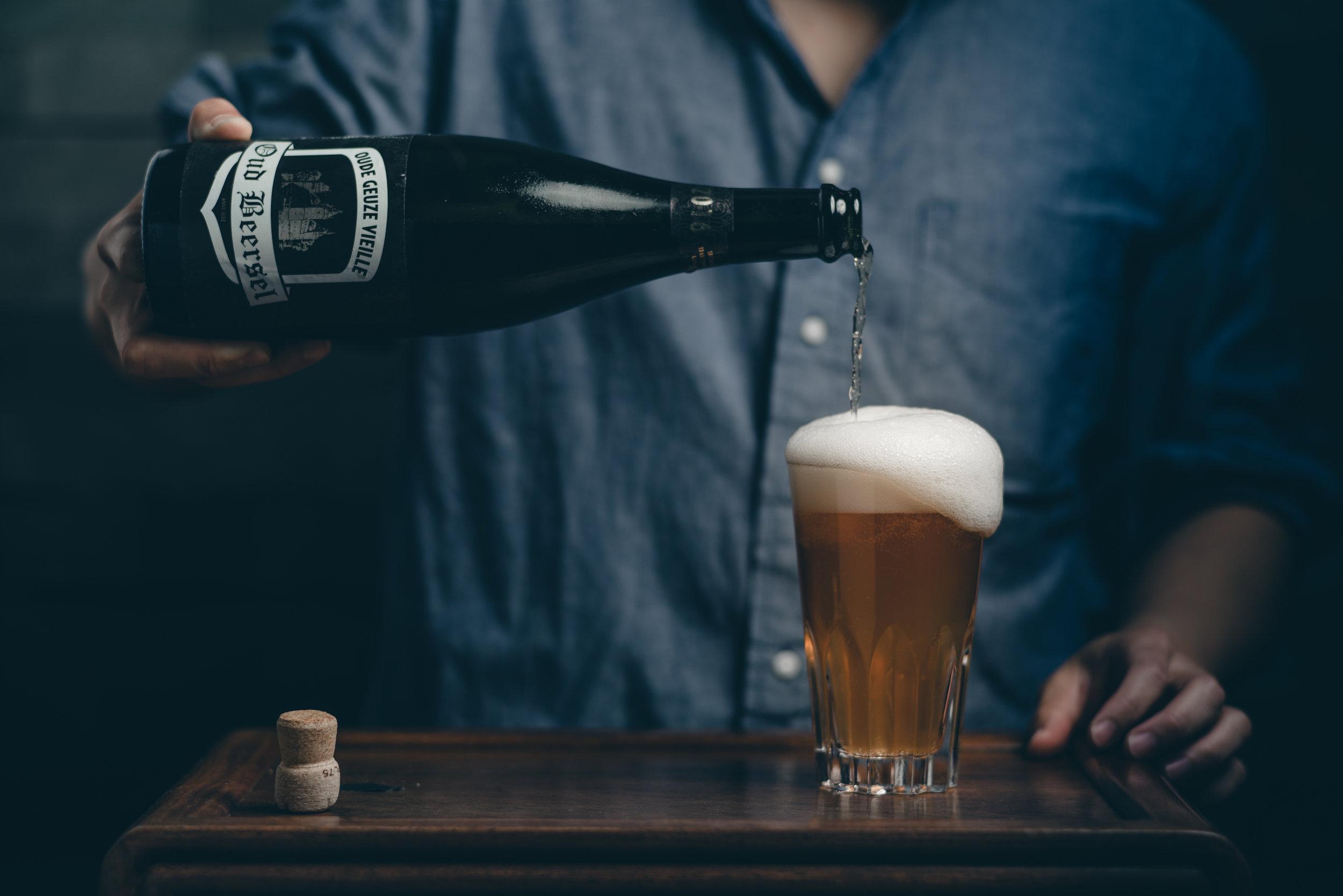 spontaneous fermentation hong kong craft beer bar Blue Supreme