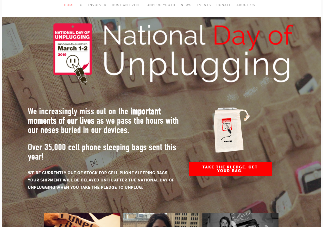 Copy of Copy of Copy of Copy of Copy of Copy of Copy of Copy of Copy of Copy of Copy of National Day of Unplugging