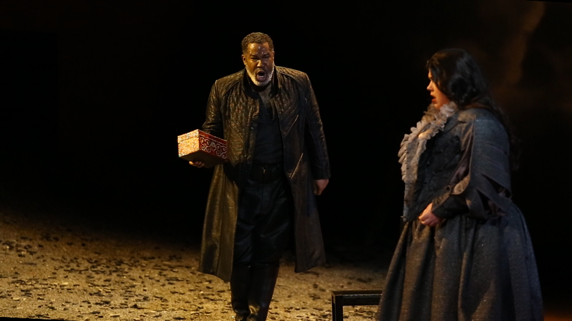 Eric Owens - With a voice and stage presence as big as his personality, Eric Owens is among the most celebrated bass-baritones in the opera world.Season 1, Episode 8