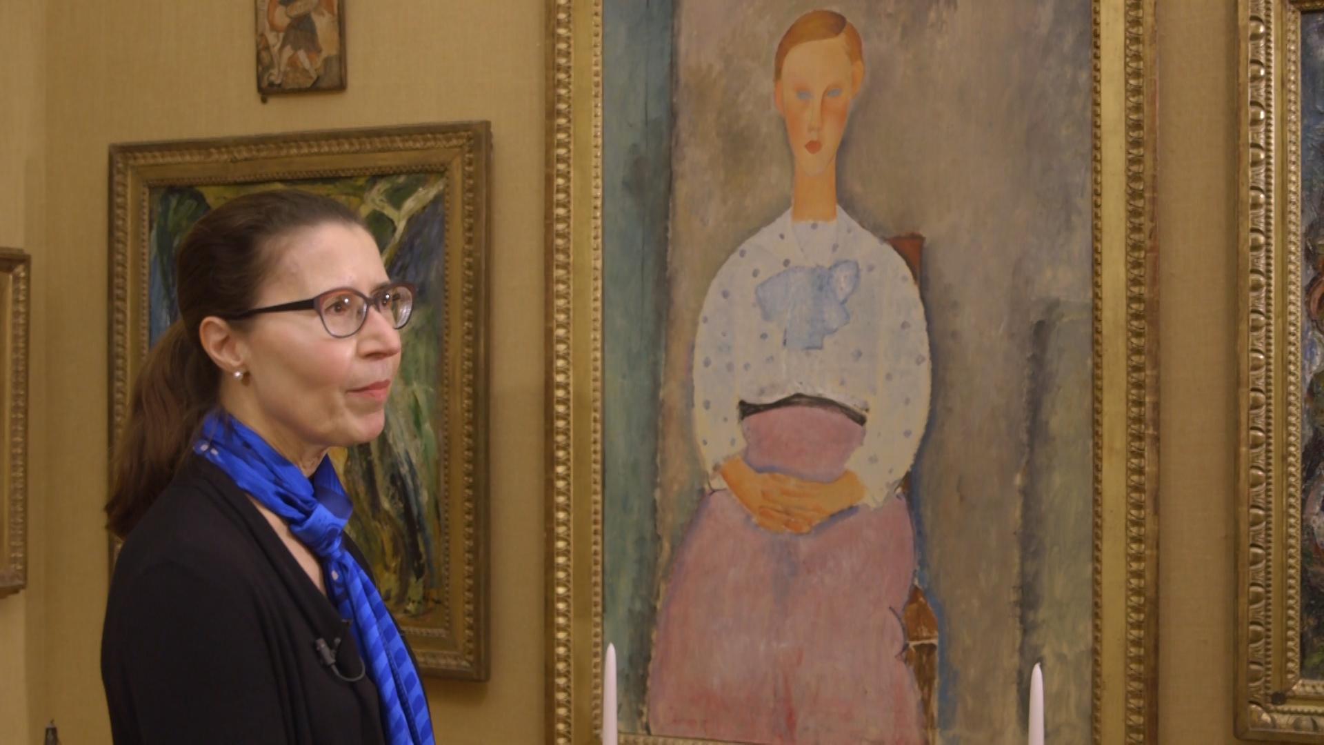 Modigliani - Amedeo Modigliani died a broken man. His art, especially the sculptures, have endured.Season 1, Episode 12
