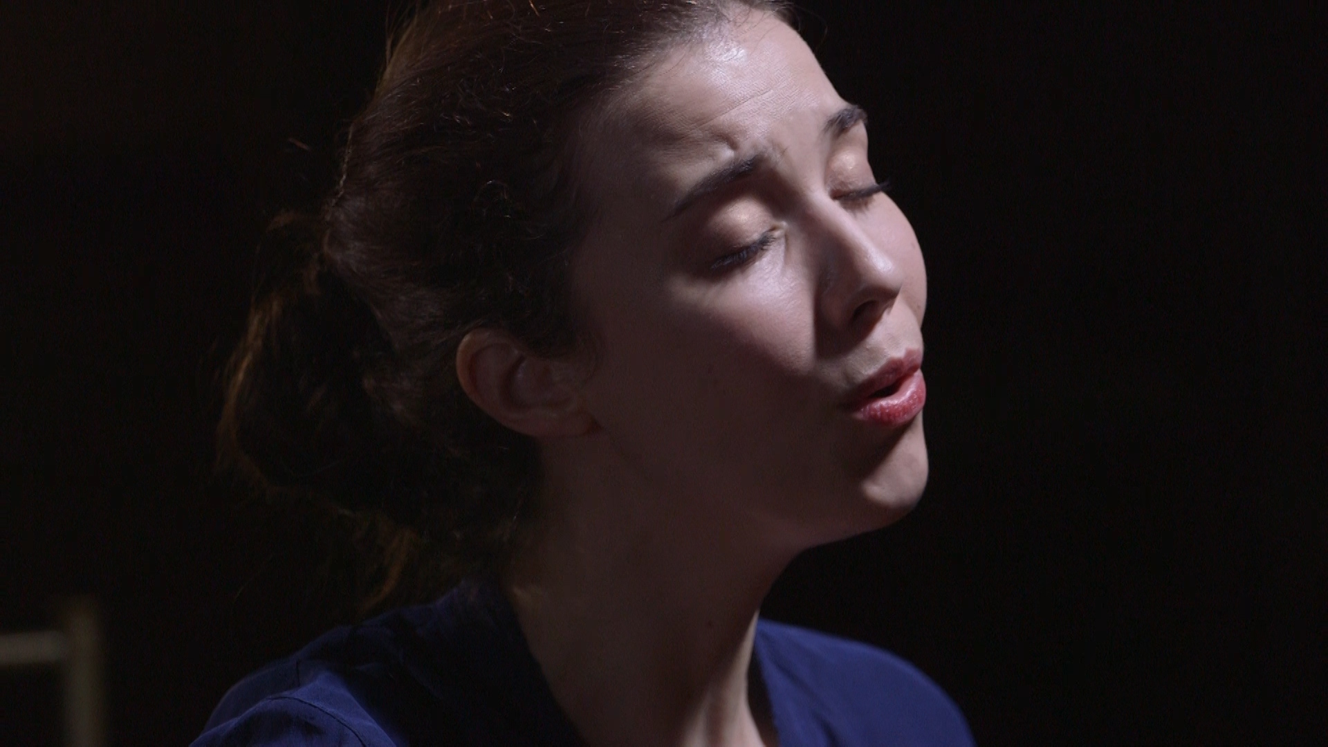 """Lisa Hannigan: Stalking the Muse - After a decade of non-stop creativity, Lisa Hannigan was forced to confront the dreaded """"blank page.""""Season 2, Episode 1Originally aired 3 October 2017"""