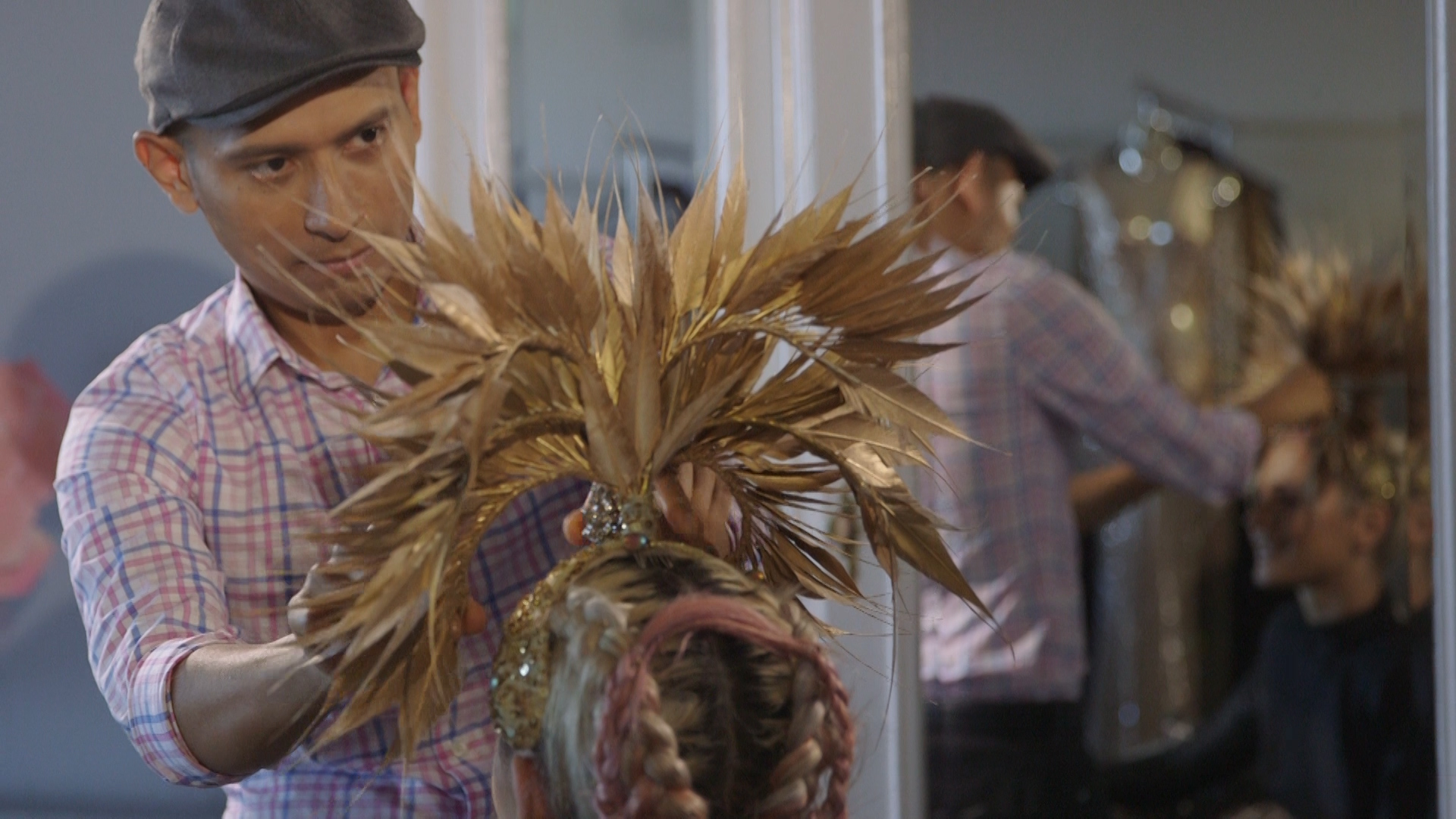Hats off to ARturo Rios! - Rios discovered his true calling while working in a hat maker's shipping department.Season 2, Episode 2Originally aired 10 October 2017