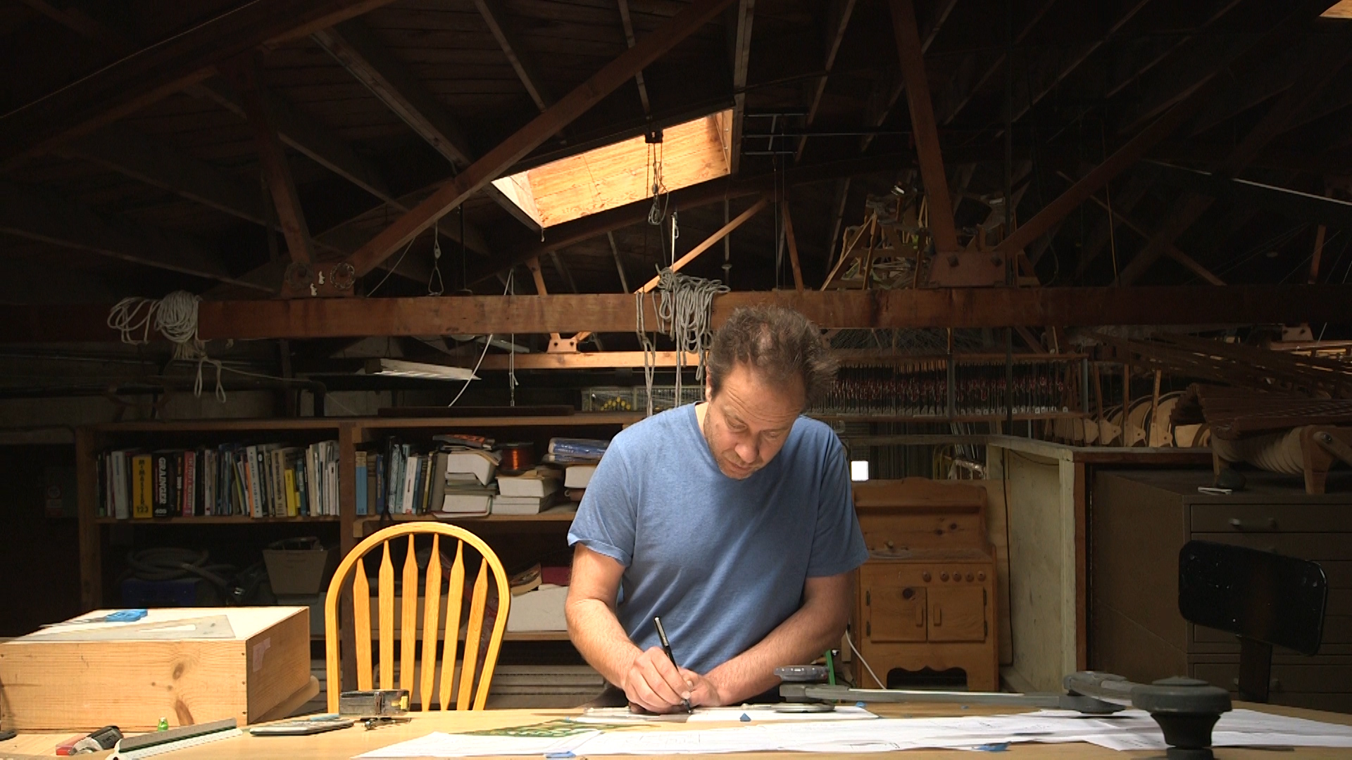 Reuben Margolin Loves Making Waves - Reuben Margolin attempts to evoke the natural world with his mechanically driven kinetic sculptures.Season 2, Episode 5Originally aired 31 October 2017