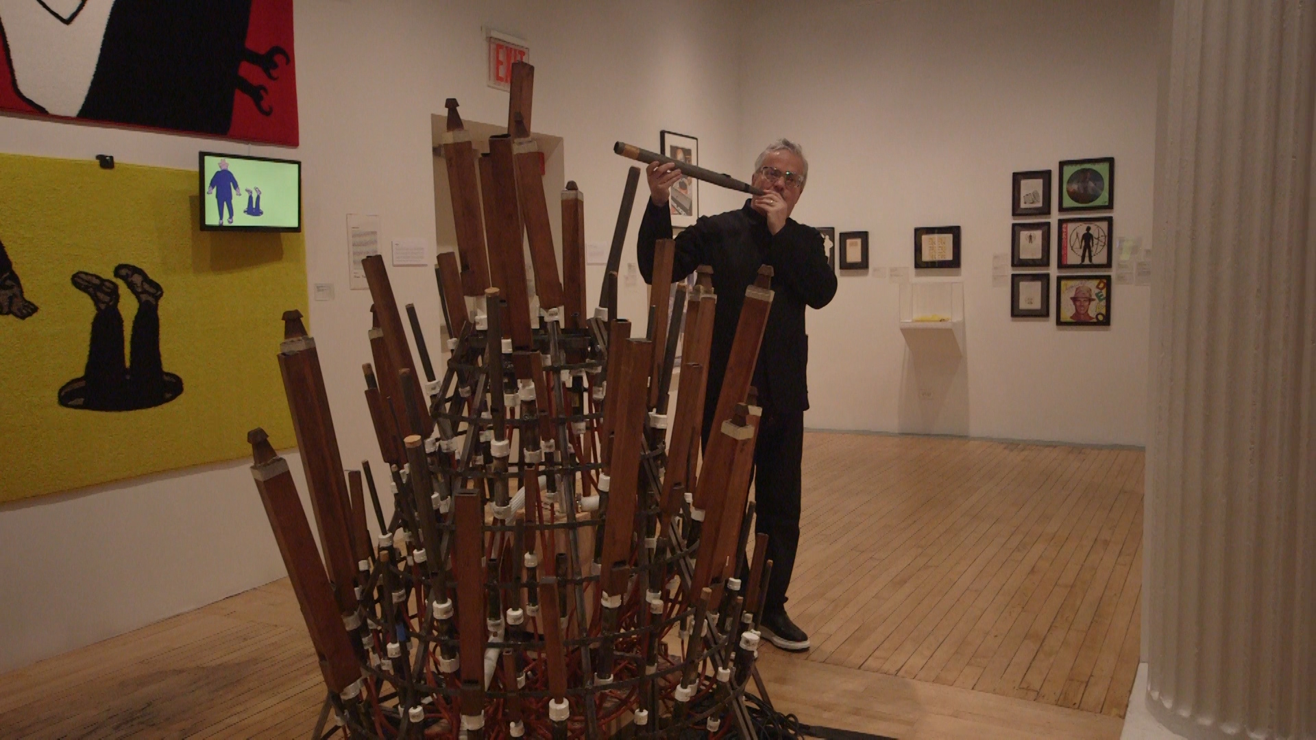 Mark Mothersbaugh playing on an orchestrion.jpg
