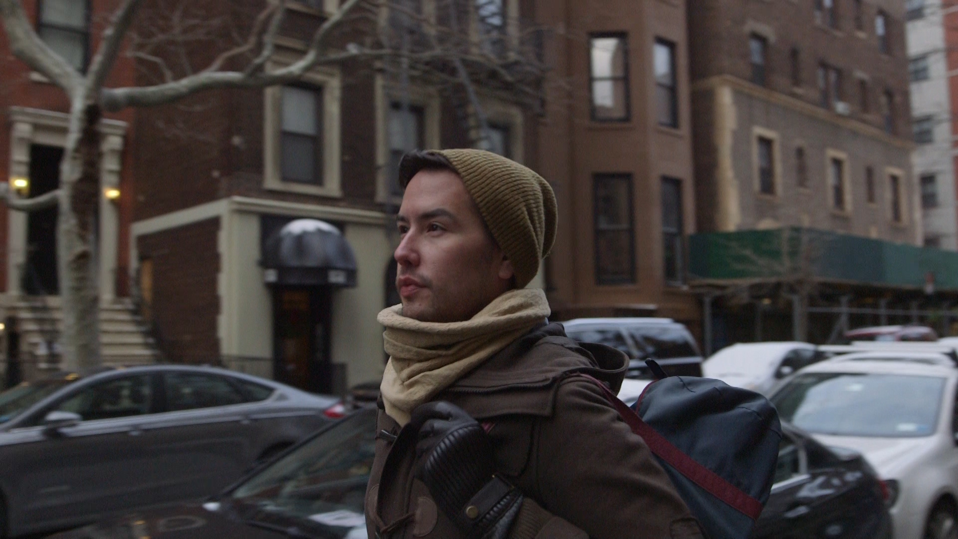 Tommy Pico walking down the street in New York.jpg