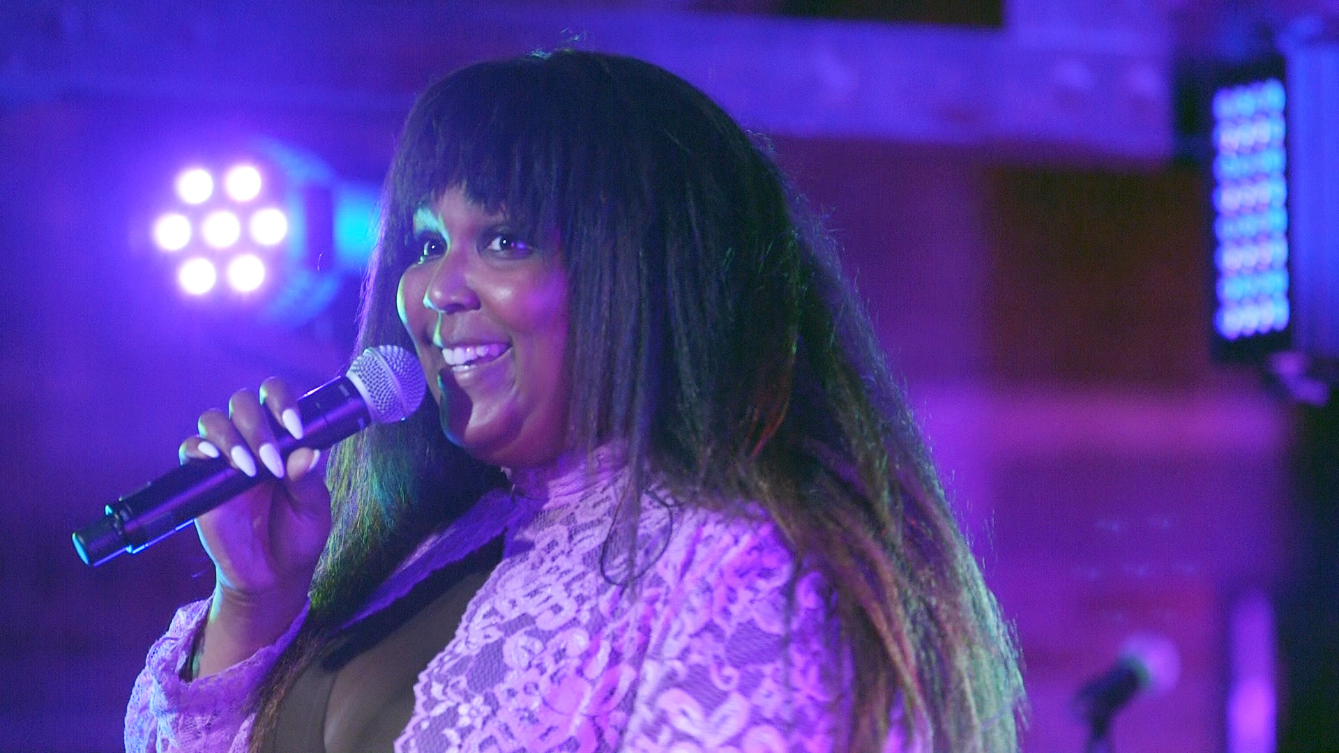 LIZZO'S LIVING LARGE - Owning your place in the world is difficult, but R&B singer-songwriter Lizzo refuses to play small.Season 3, Episode 2