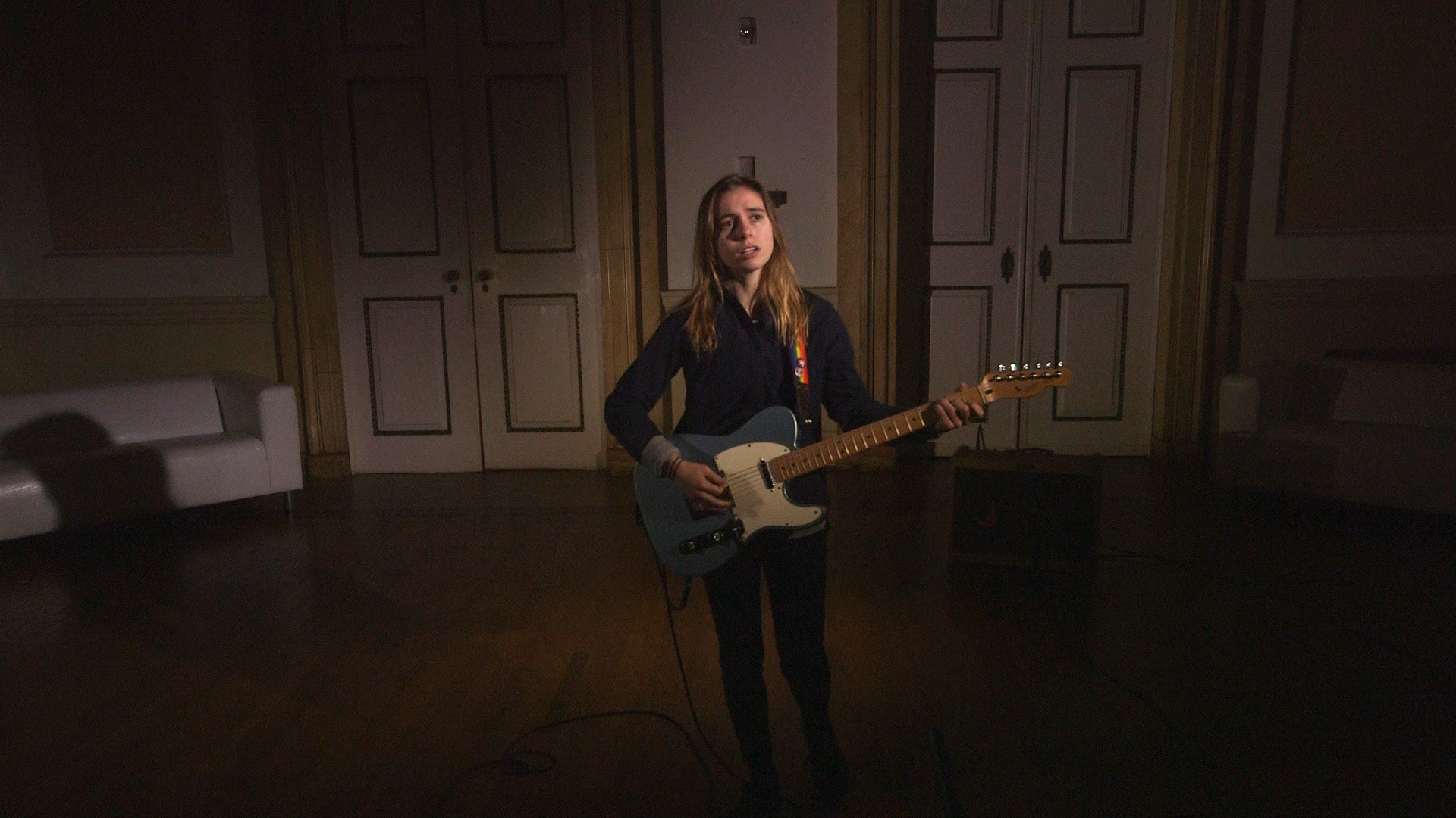 An Old Head On Young Shoulders - Sometimes, great wisdom comes from the mouths of babes. 20-something-year-old singer-songwriter Julien Baker lives and reflects deeply.Season 3, Episode 5