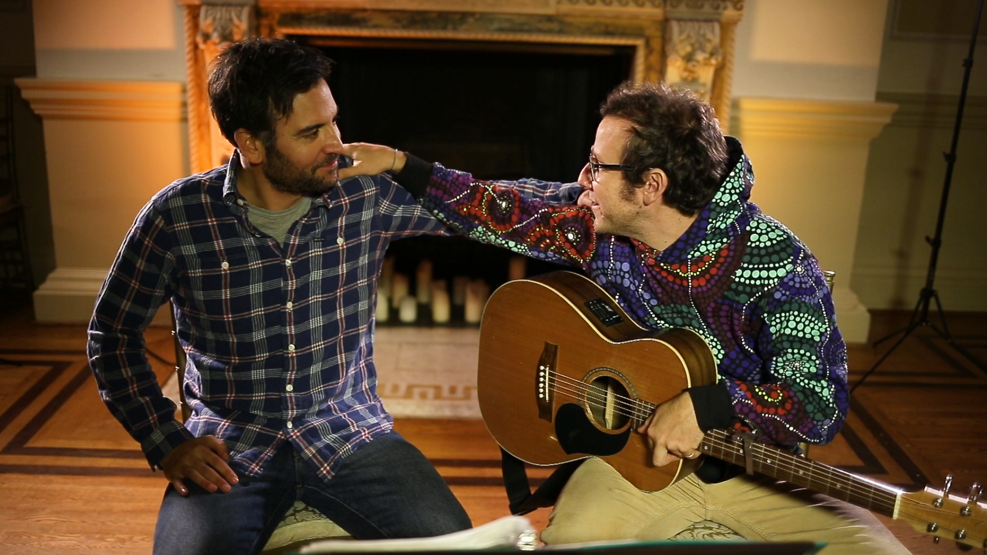 Radnor and Lee: A Beautiful Bro-Mance - Actor/writer/director Josh Radnor and singer-songwriter Ben Lee were friends for a decade before they decided to make music together.Season 4, Episode 10