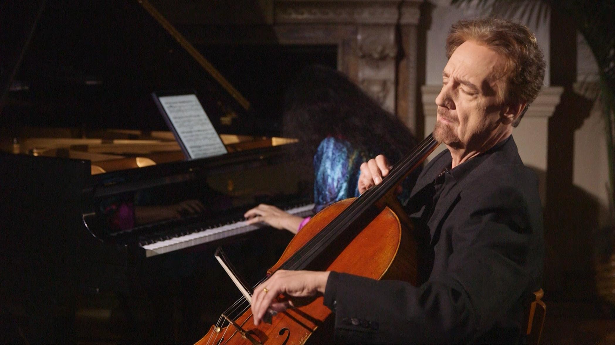 David Finckel: The Chamber Music Maestro - Cellist David Finckel, in concert and conversation with Jim Cotter.Season 4, Episode 13