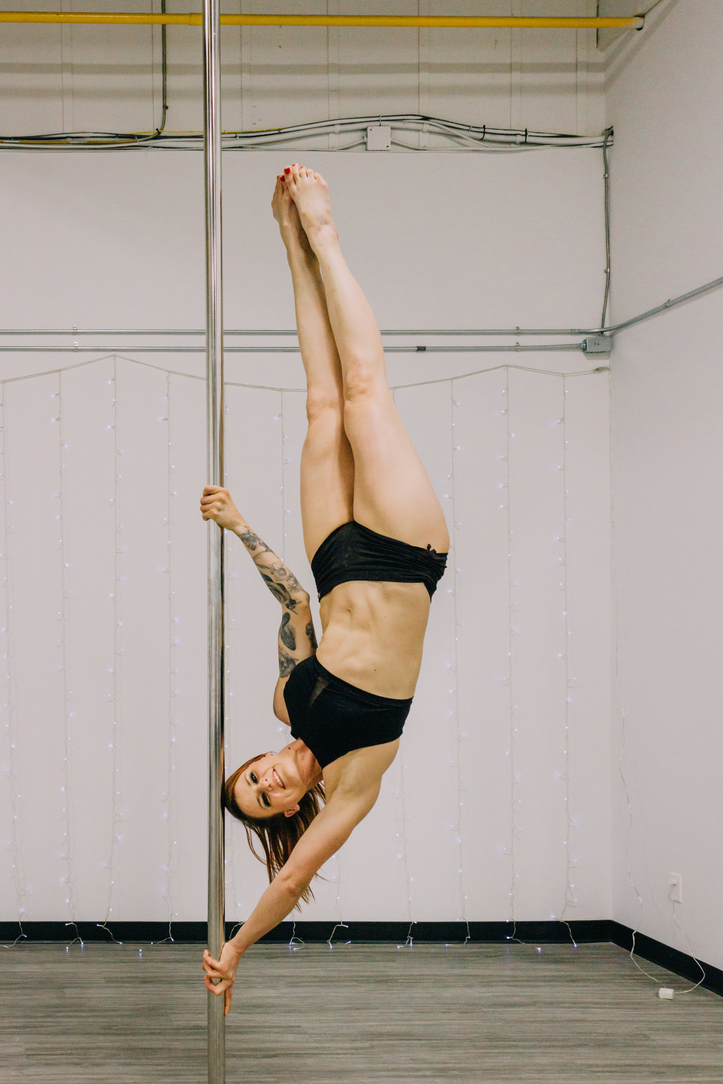ADVANCED POLE FUNDAMENTALS - You may not register for this term without instructor approval. This term is for the advanced pole participant and requires a high level of strength & flexibility. We want you to feel successful throughout your pole experience, therefore you will be required to speak with your Pre-Advance 2 instructor prior to registering for this term.