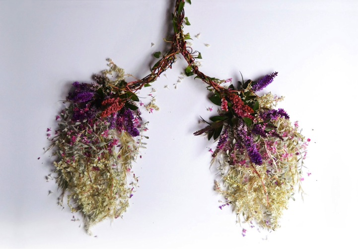 """Lungs� by  Camila Carlow"