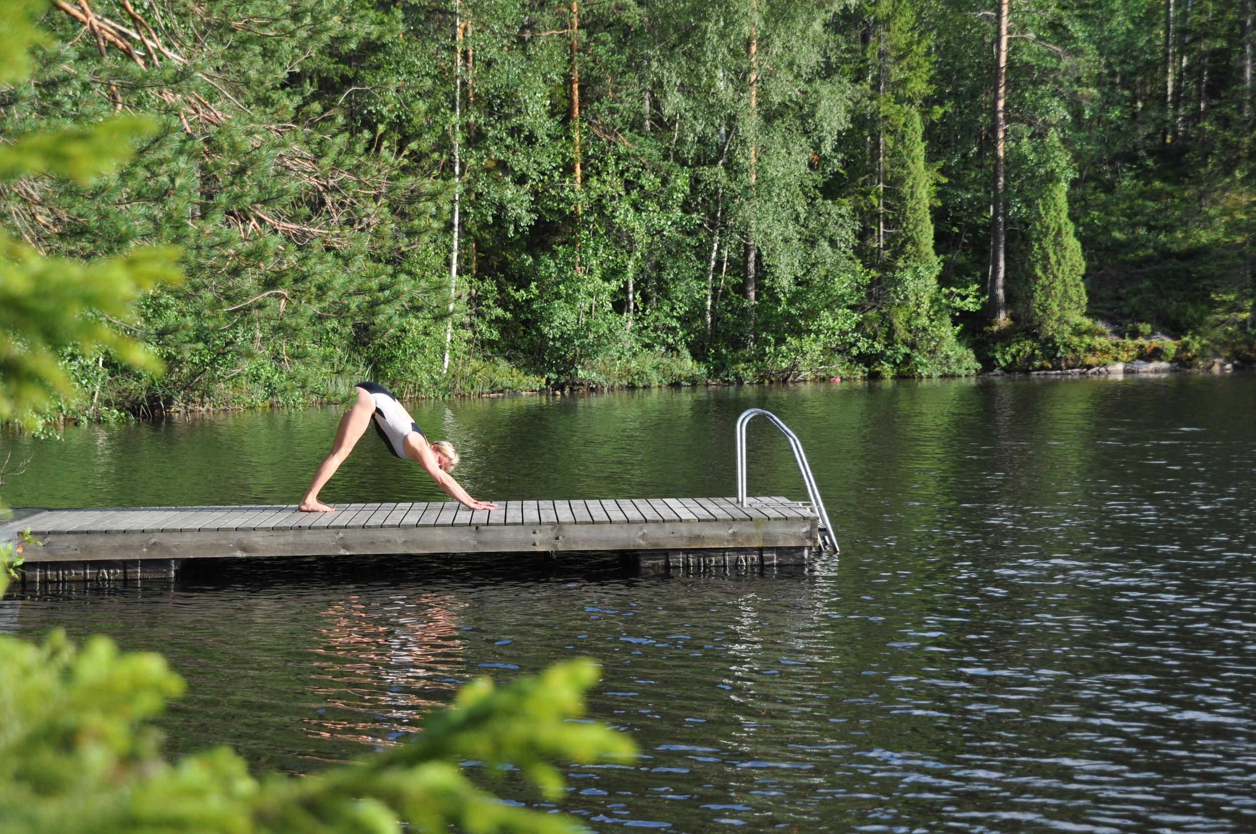Joogatunnit Espoossa