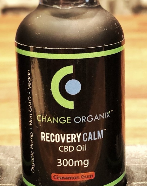 Change Organix - CBD Oil