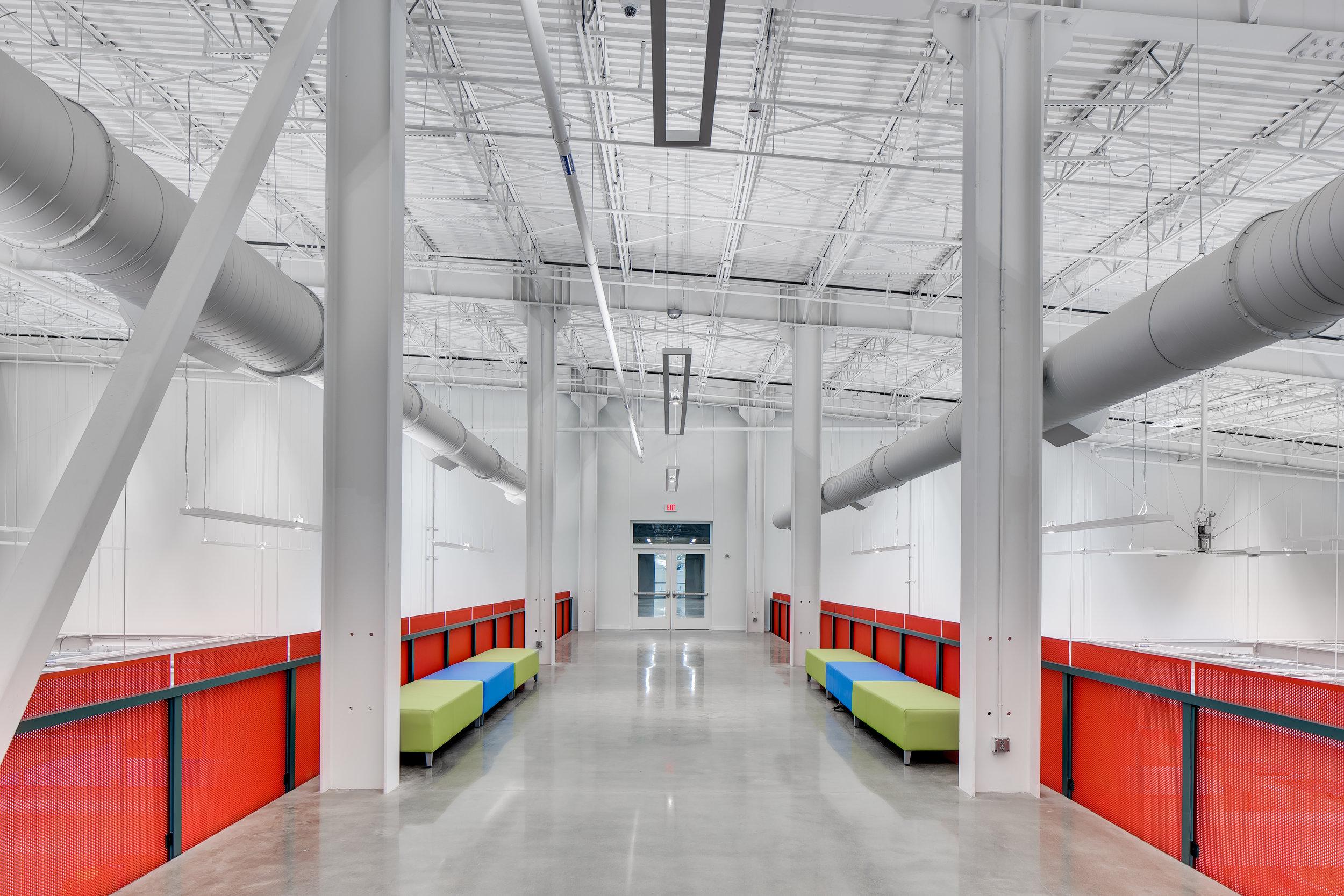 TCAT/Nissan Training Center - 10