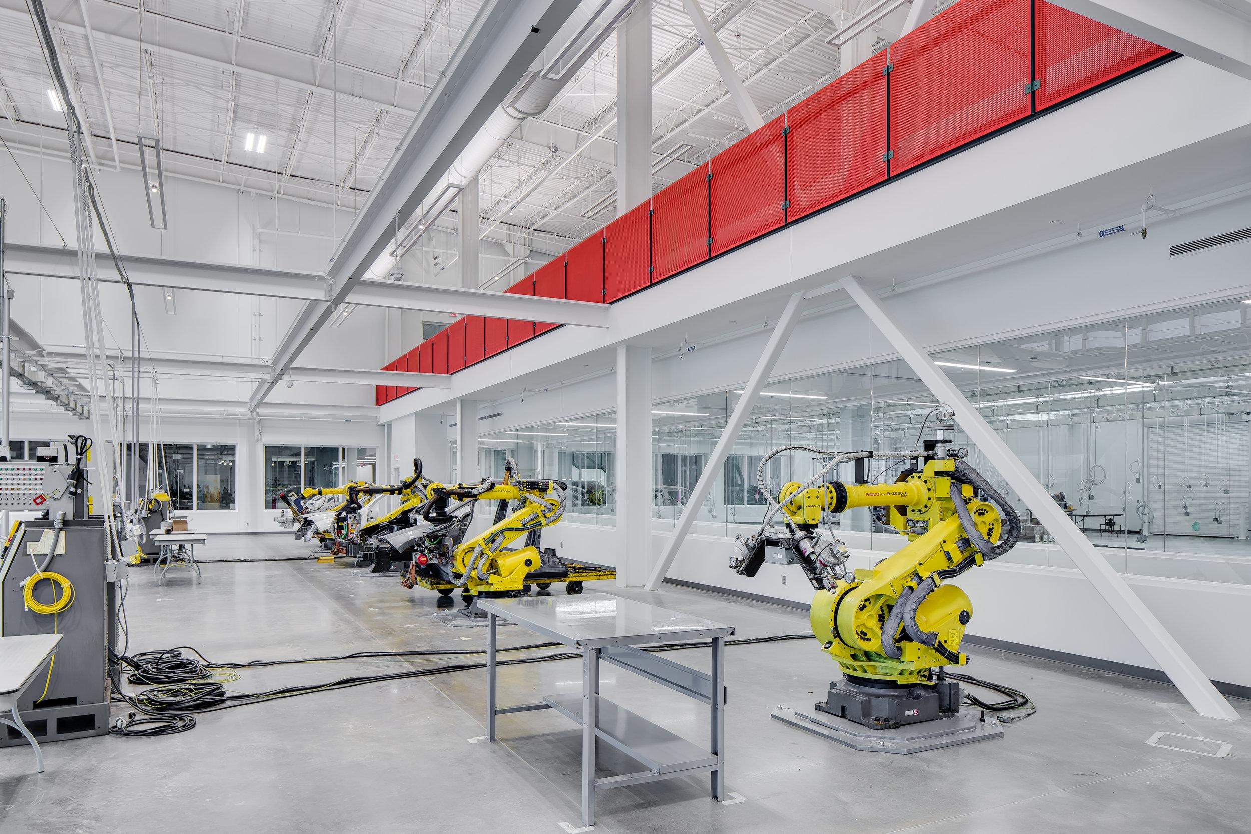 TCAT/Nissan Training Center - 12