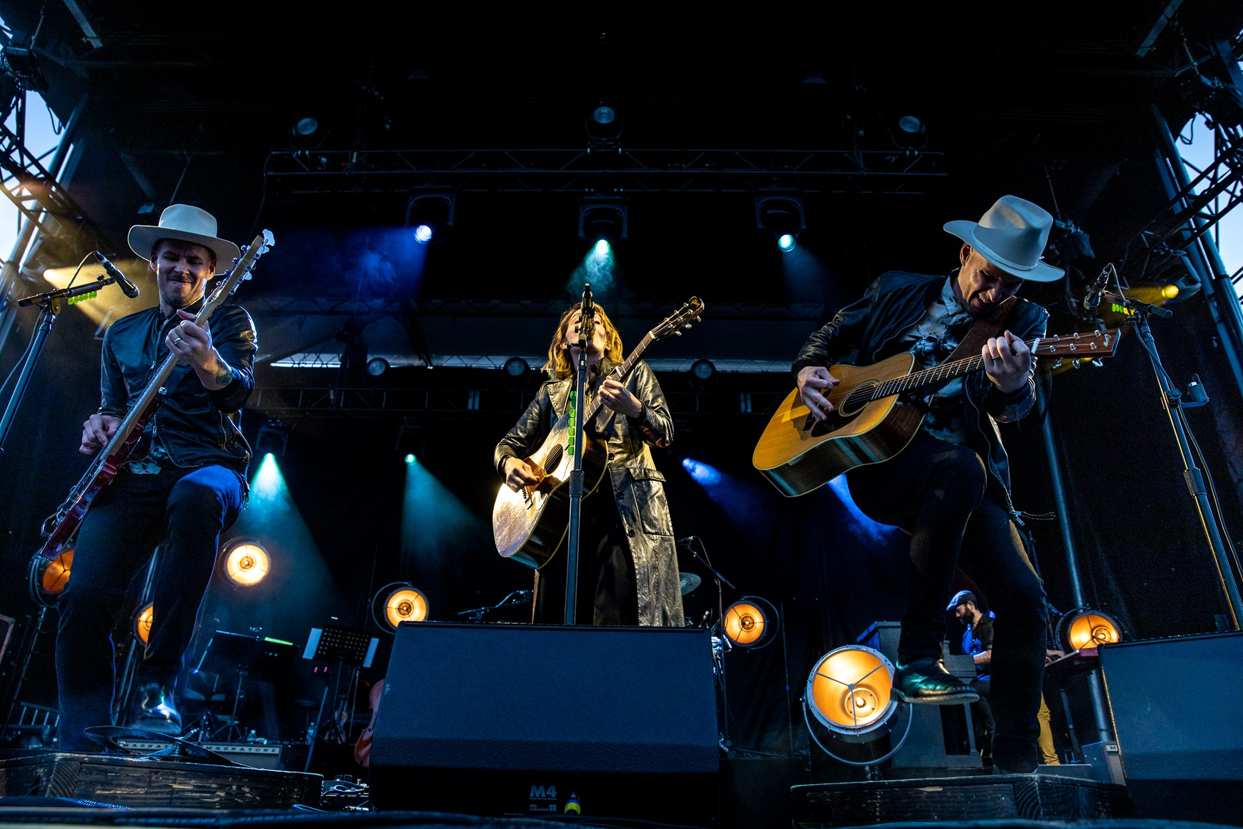 Brandi Carlile & The Hanseroth Twins