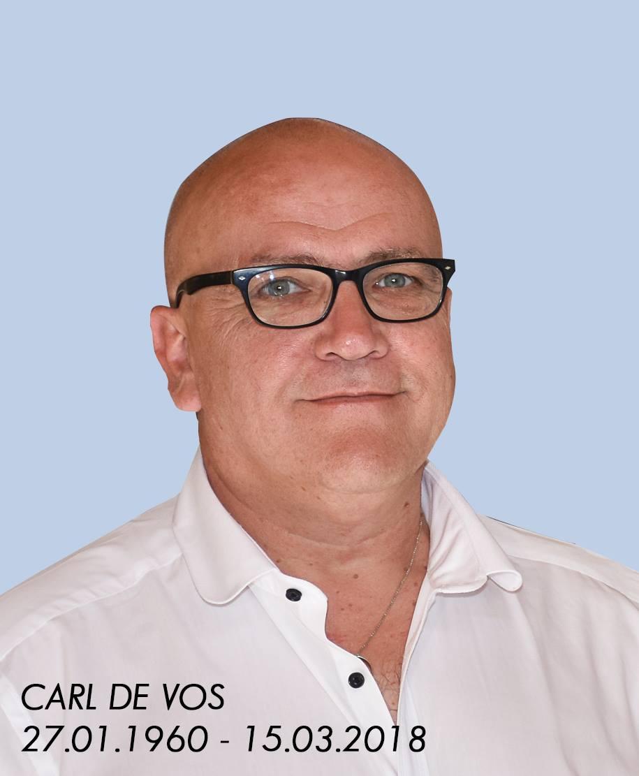 In Memoriam - Carl De Vos