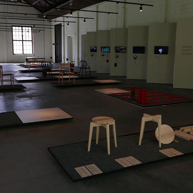 En av sommarens viktigaste besök - Fiskars Village Art & Design Biennale 👍🏻 #fiskarsvillage #biennale #konst #art #design #formgivning #novia #yrkeshögskolannovia #inredning #studier