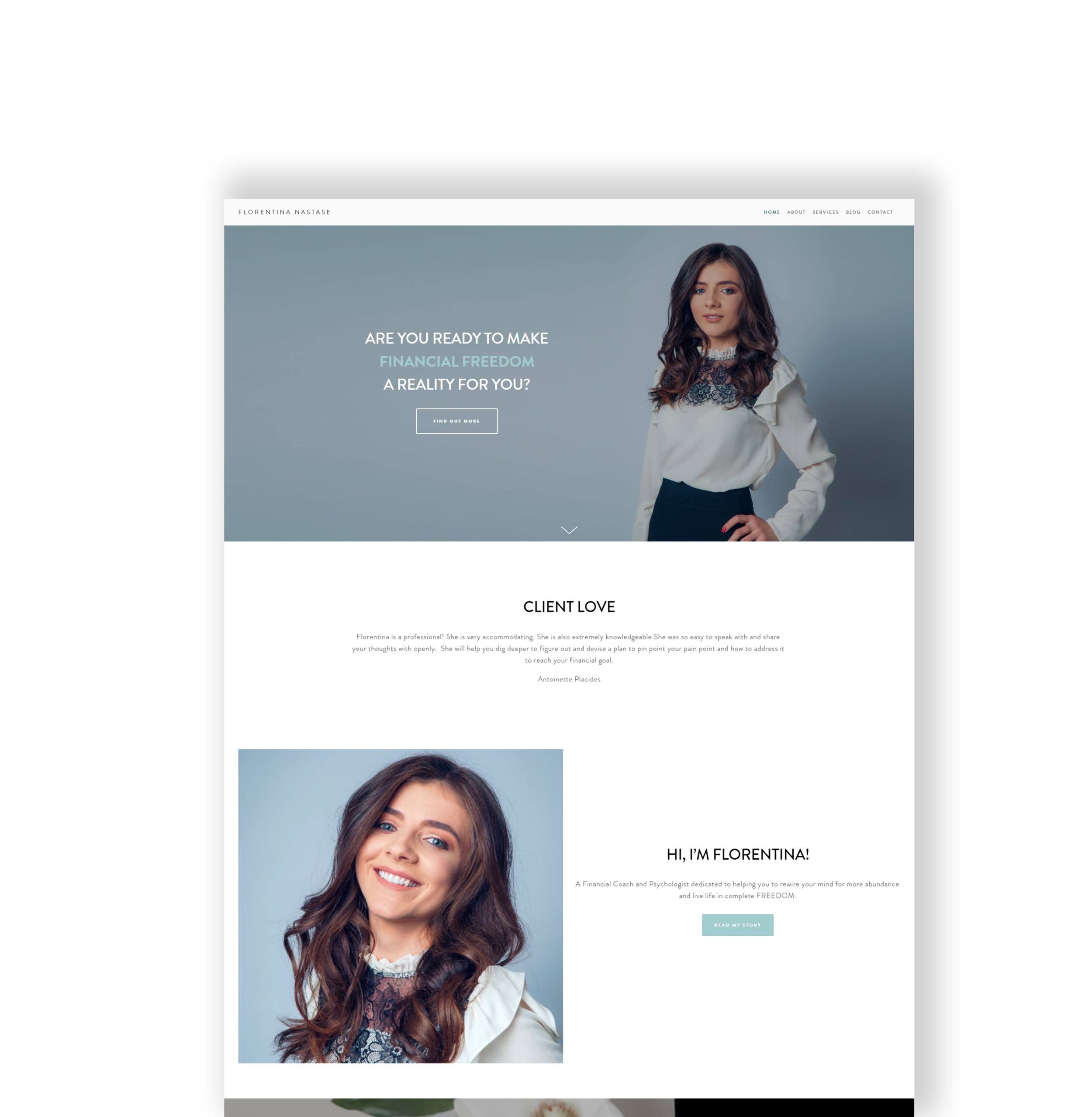 Squarespace Website Design | Squarespace | Testimonial