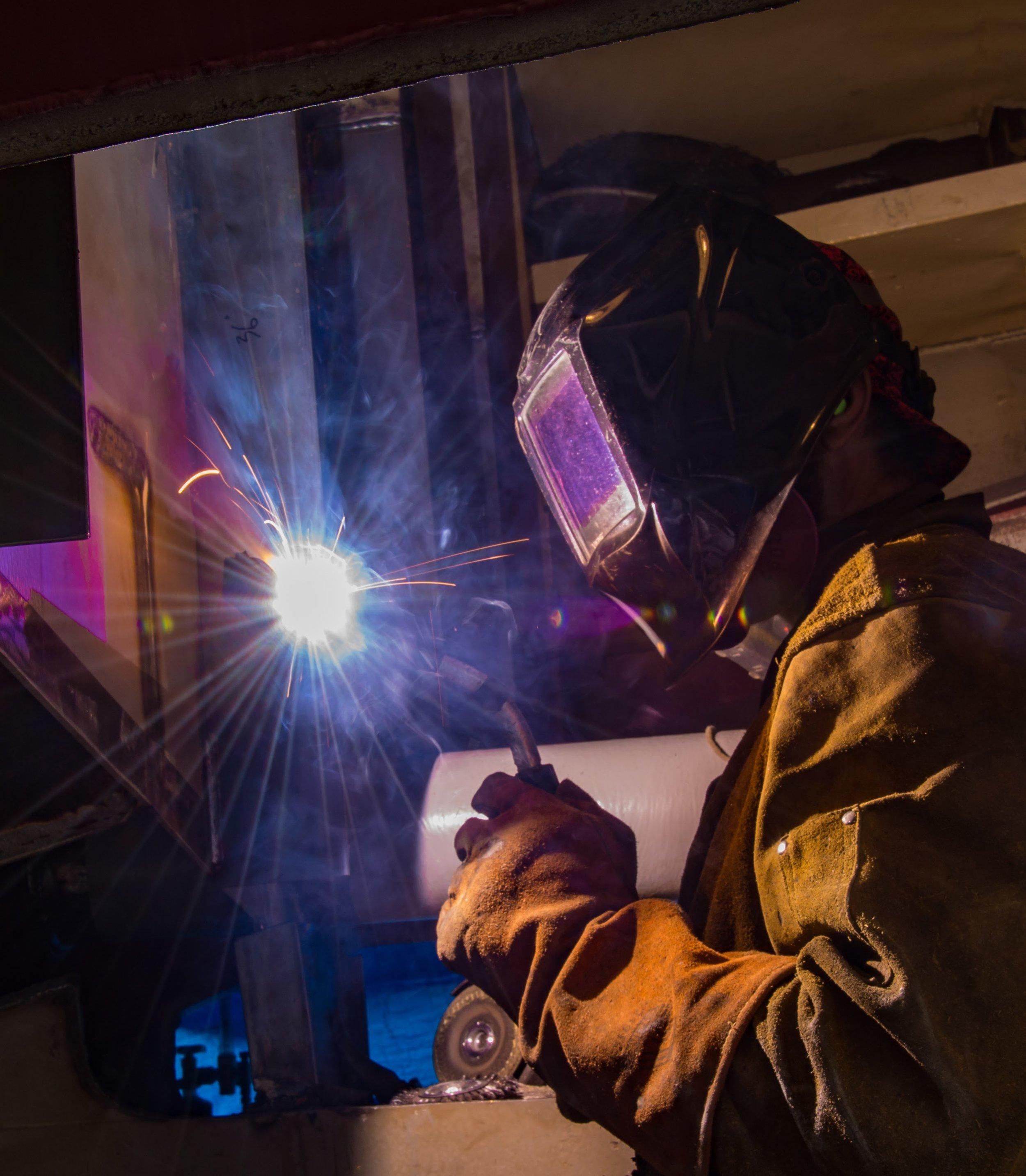 Metalwork San Francisco Bay Area