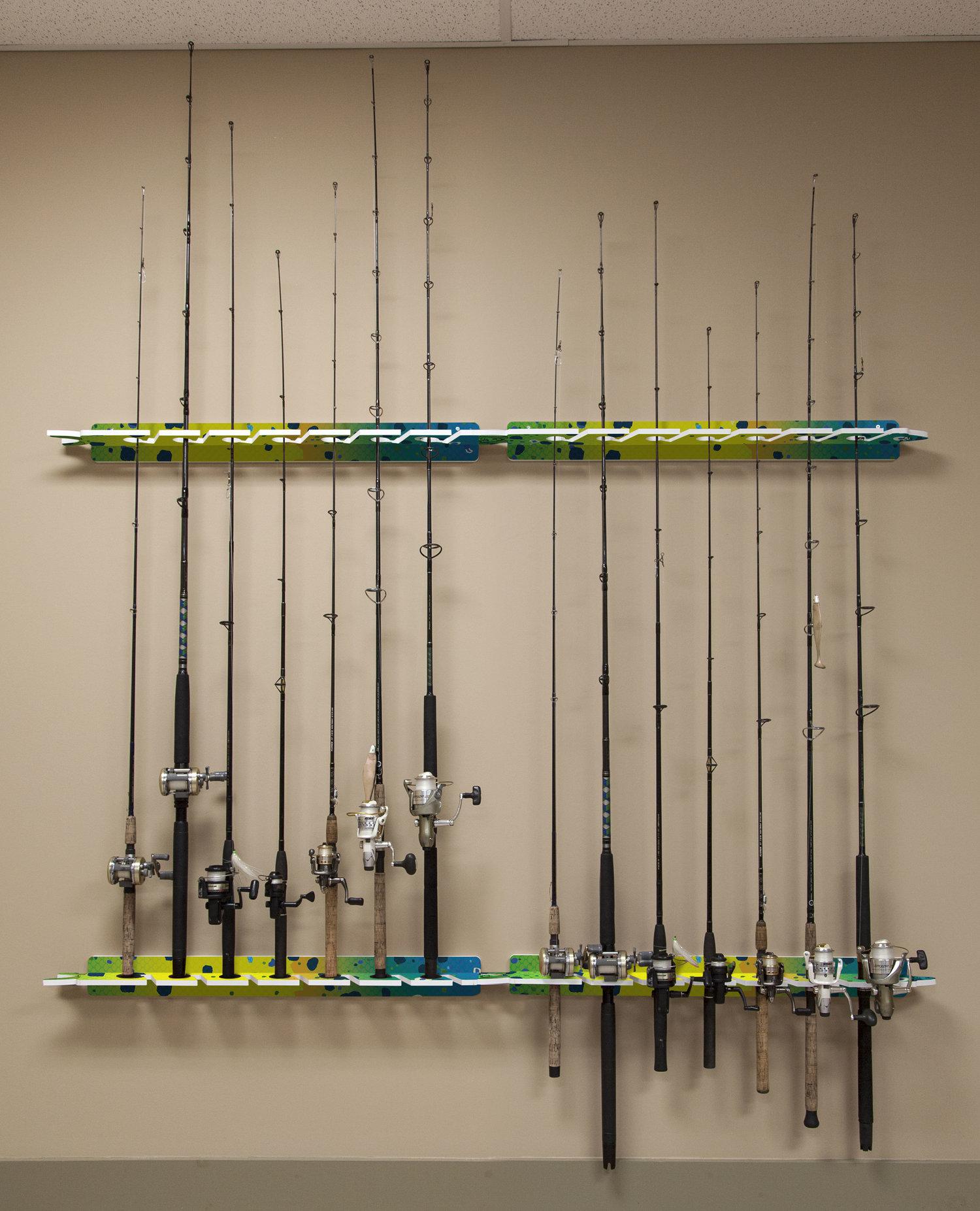 Big Daddy Fishing Rod Racks