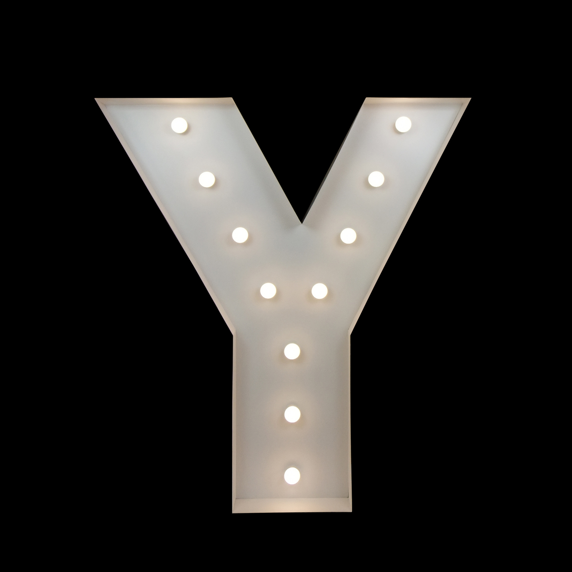 light up letters brisbane