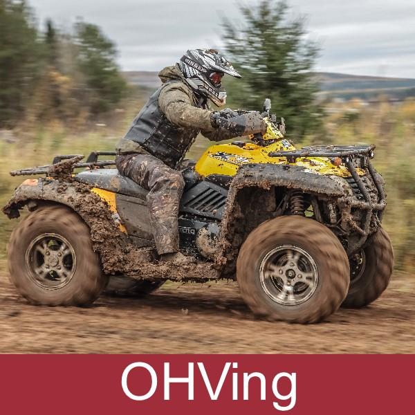 Motorbike, ATV & Jeep Riding