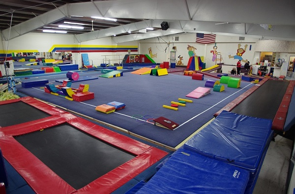 Gymnastics Plus in Yakima offers a safe, affordable, fun afternoon for kids and their families.