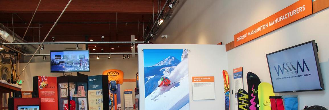 Washington State Ski and Snowboard Museum