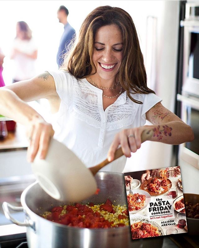 You guys are the best! I'm crazy excited that so many of you love my book! Thank you! ❤️❤️❤️ . And hey! I'm doing a cooking demo and book signing on Saturday, 9/21 at @kingsfoodmarket in Short Hills NJ! Come say hi and taste my bucatini with corn and burrata!