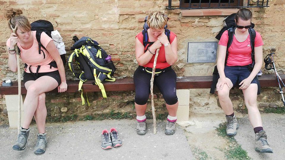 three unenthusiastic pilgrims