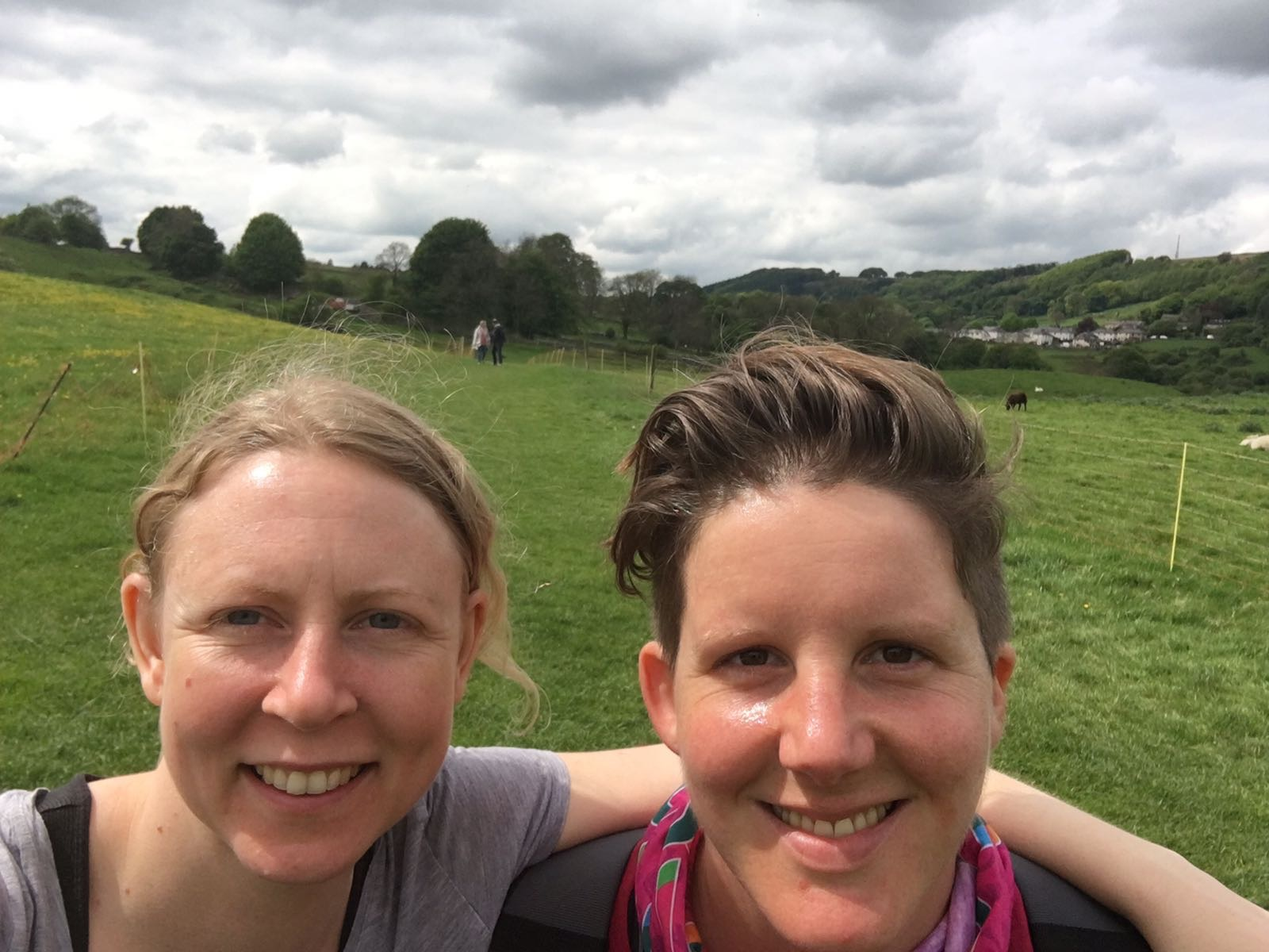 Walking and talking 'therapy for mental health'