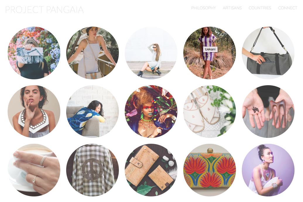 Project Pangaia Blog -