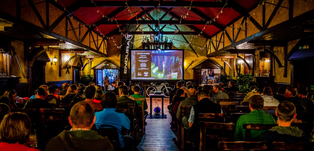 The Endura backed Dukes Gathering 2018 was a special night… A sold out evening of intimate, thoughtful and inspiring cycling chat.