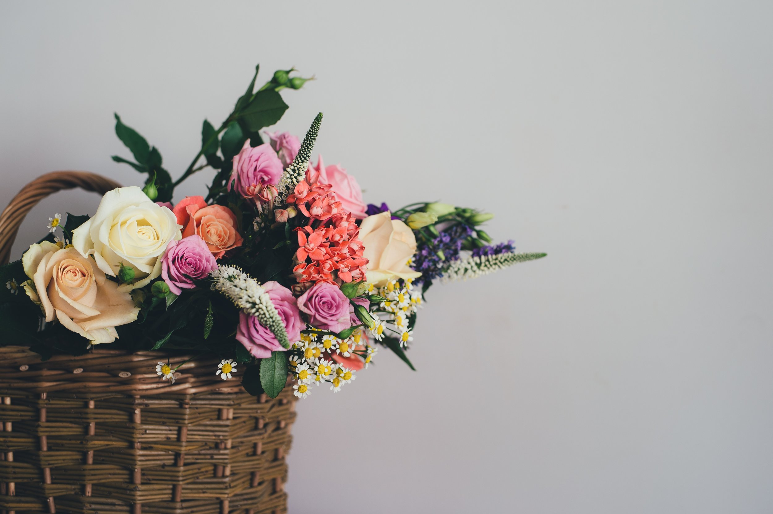 FLOWERS FOR YOU -