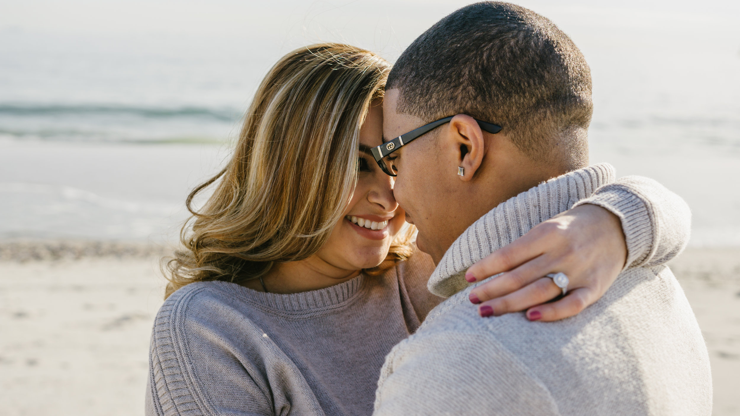 couples engagement photography