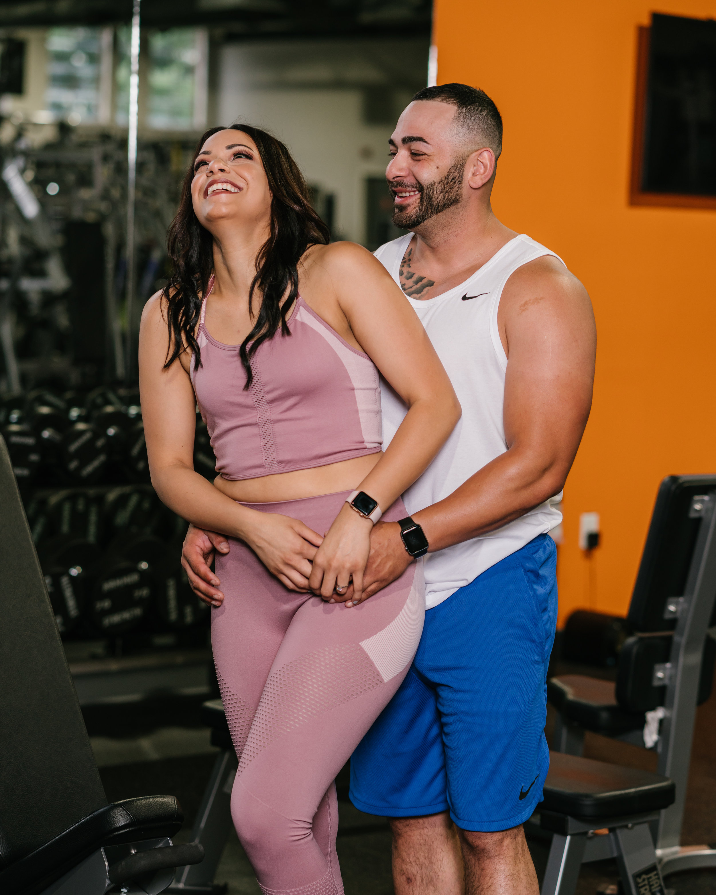 gym engagement