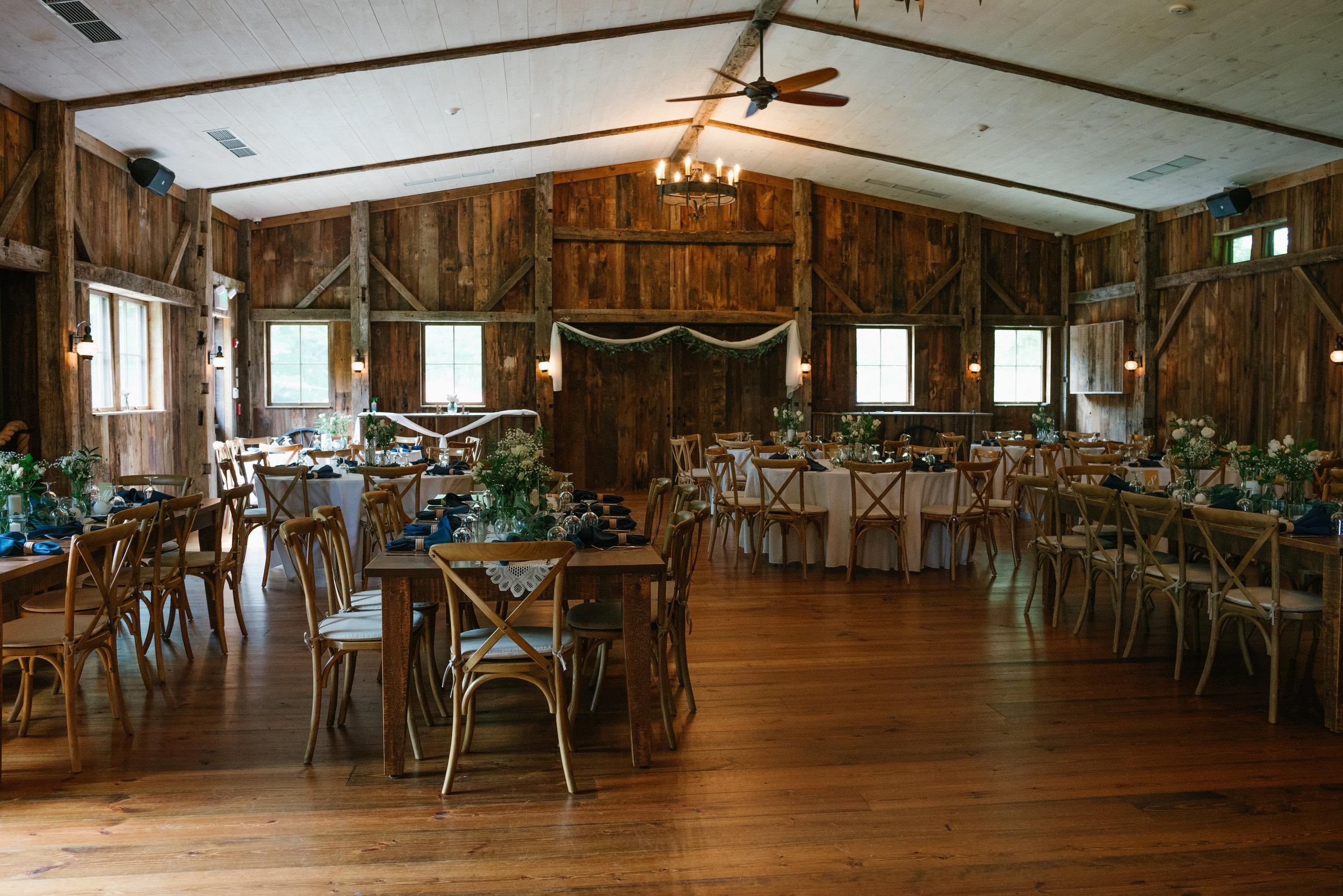 the preston barn